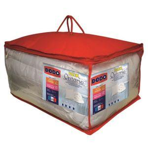 PACK LINGE DE LIT DODO Pack ONTARIO - 1 couette chaude 240x260 cm et