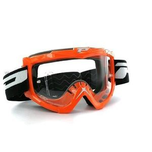 LUNETTES - MASQUE MASQUE CROSS MOTO PROGRIP 3301 ORANGE 3c3aa4751359