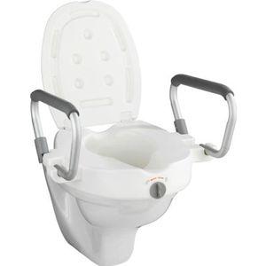 ABATTANT WC Rehausse d'abattant WC mit poignées d'appui Secura