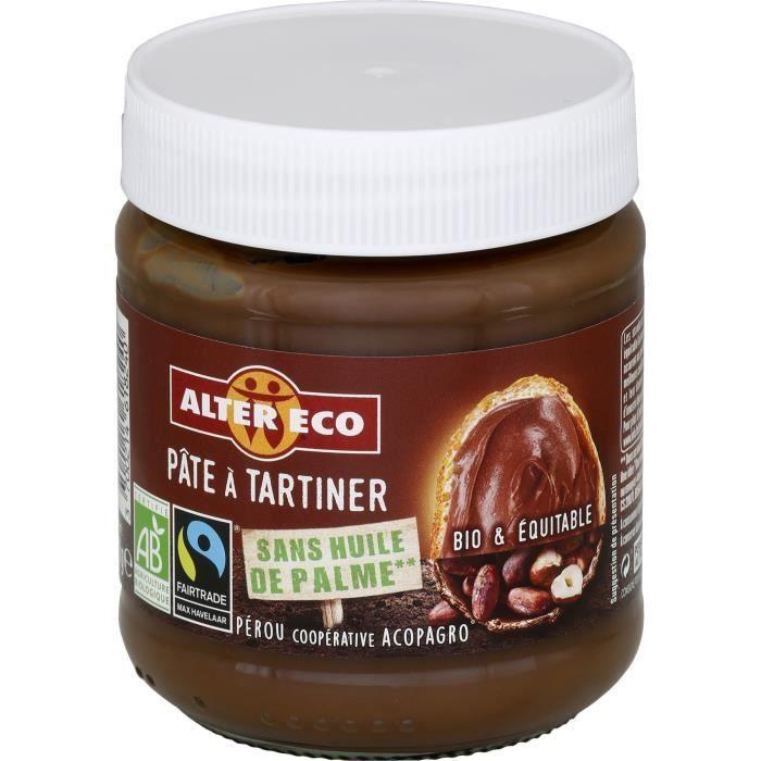 Alter Eco Pâte à Tartiner 270g