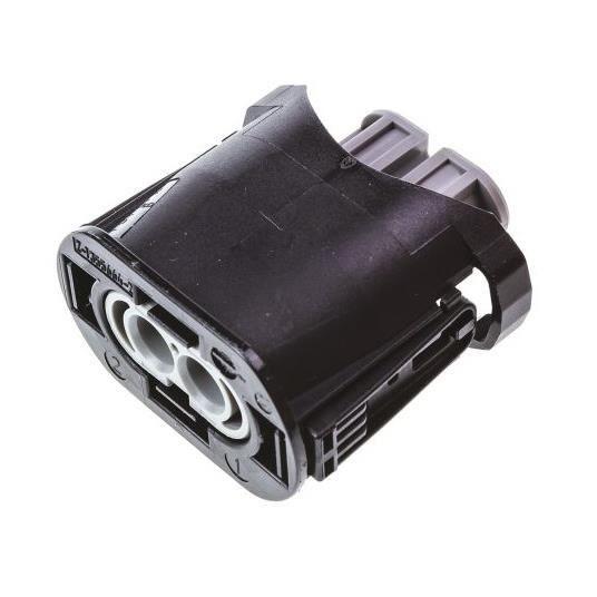 Amp 2-1355668-2 Connecteur automobile 2voies Femelle Noir JPT