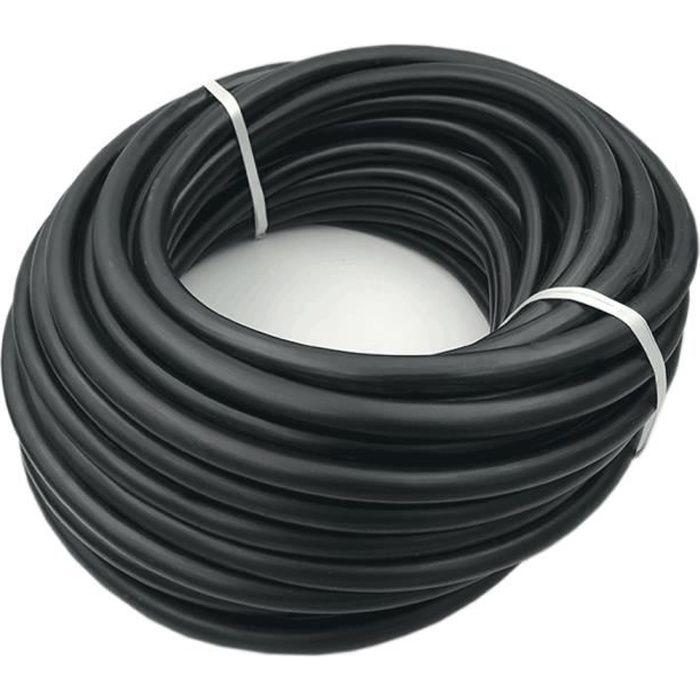 Cable de démarrage 25mm2 souple RKG (au mètre) - NOIR