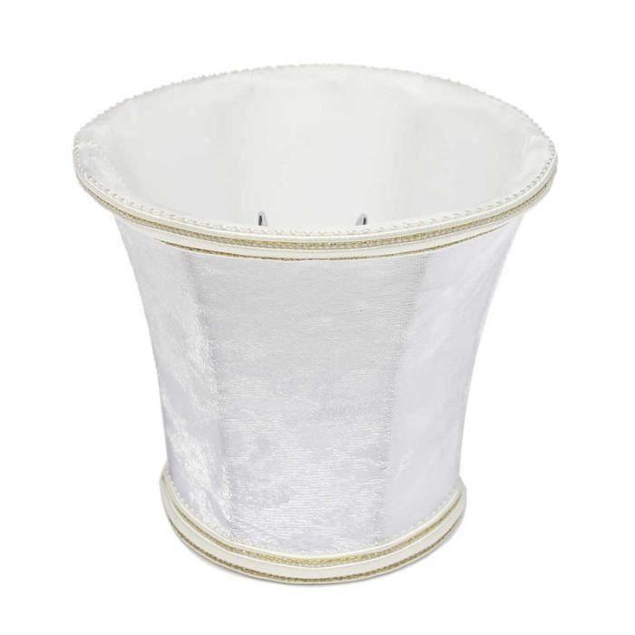 U Abat-jour abat jour vendu seul lampe de table de bureau 80*120*110mm Blanc Ve09942