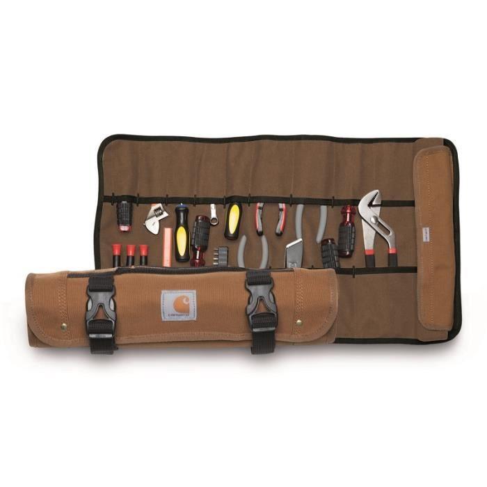 Rouleau pour outils solide et léger marron carhartt TU CARHARTT S1100822211 Unique Marron