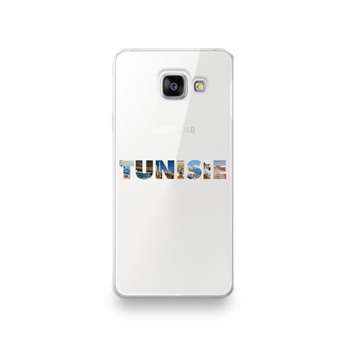 Coque pour Huawei Nova 5T motif Tunisie