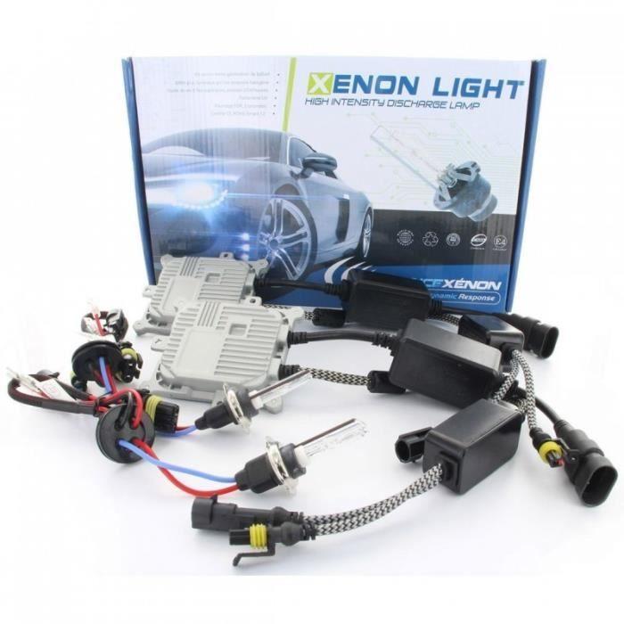 Kit xénon spécifique feux de route pour votre MAZDA BT-50 Pickup (B22, B32, UP, UR) - Processeur Numérique 32bits - Ampoules métall