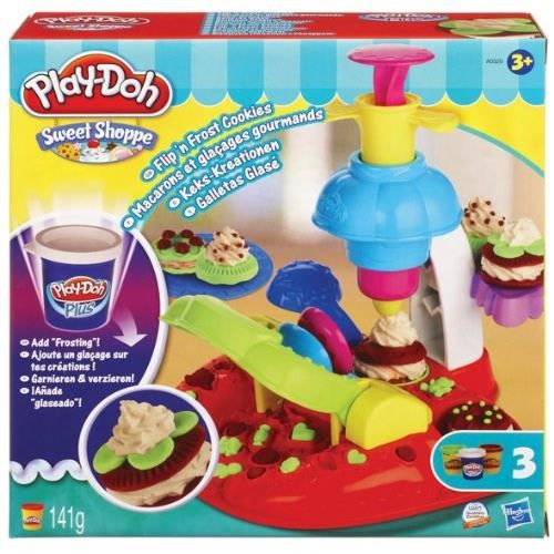 PLAY-DOH Macarons & Glacages Gourmands