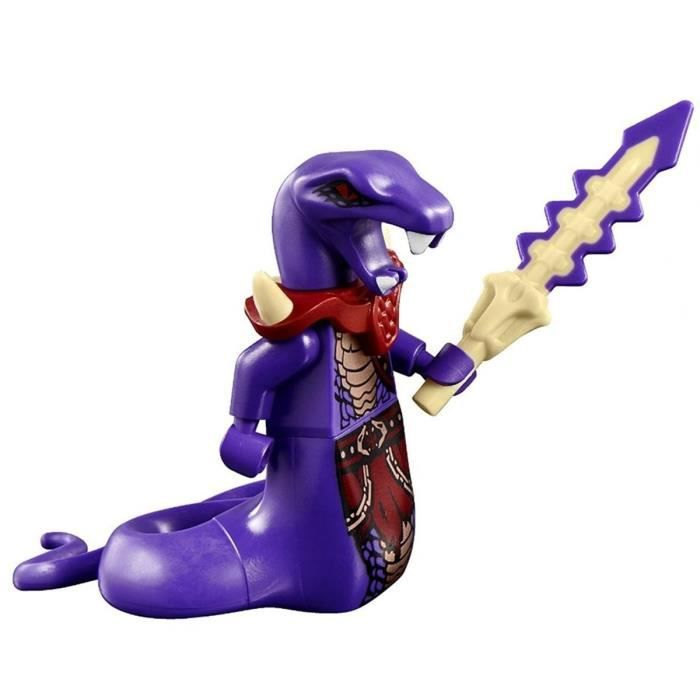 LEGO® Ninjago: minifigurine Chop'rai [Jouet]