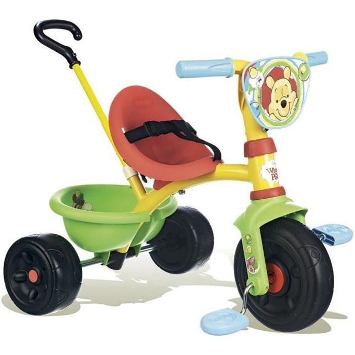 WINNIE L'OURSON - Tricycle Be Move