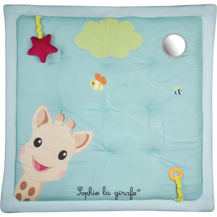 Sophie la girafe - Le tapis de Sophie