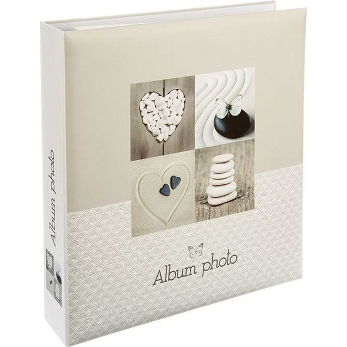 album photo grand format - 500 photos - 10x15 cm - achat / vente