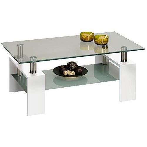 Demeyere 5424 cyber table basse panneau de particules for Table basse hauteur 45 cm