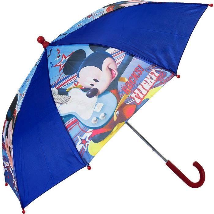 Multicolore 40 cm Disney Minnie Mouse Parapluie Canne