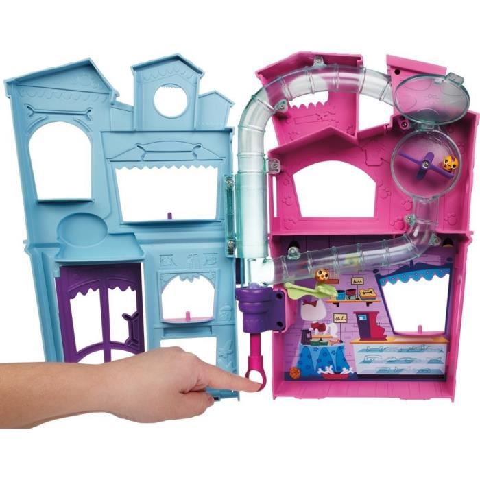 littlest petshop la maison des petshop achat vente. Black Bedroom Furniture Sets. Home Design Ideas