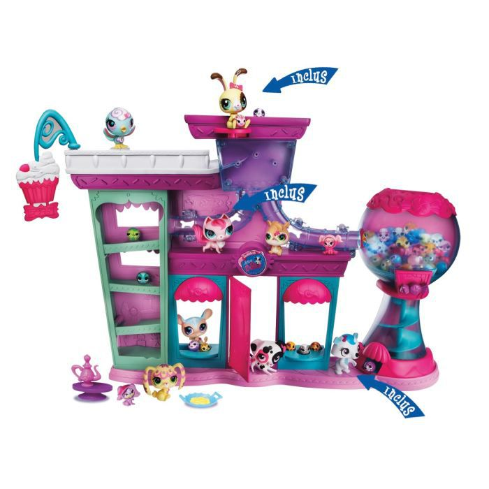 littlest petshop boutique des delices 2 petshop achat. Black Bedroom Furniture Sets. Home Design Ideas