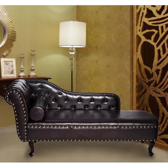 banquette m ridienne capitonn e chesterfield achat. Black Bedroom Furniture Sets. Home Design Ideas