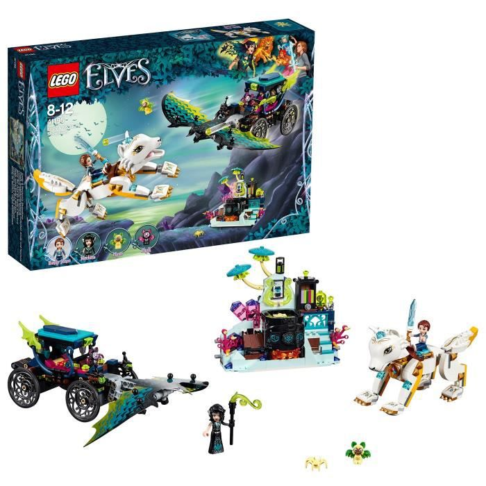 Photo de lego-elves-lattaque-demily-et-noctura-41195-jeu