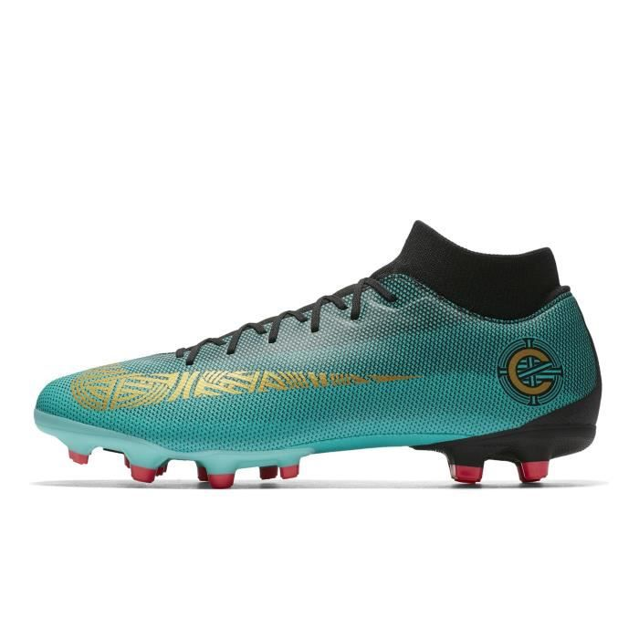 watch b6df3 bcb83 Chaussures football Chaussure Nike Mercurial Superfly VI Academy CR7 DF MG  Vert