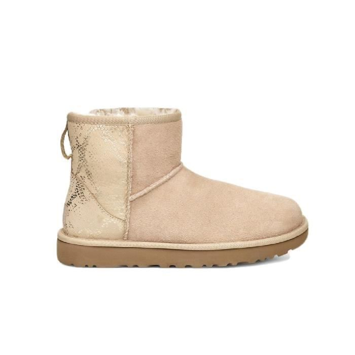 ugg rose metallic