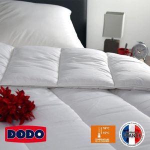COUETTE DODO Couette chaude 400gr/m² VANCOUVER 240x260 cm