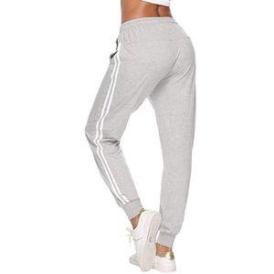 Mesdames femmes travaillent à capuche imprimé crop top survêtement jogging bottoms set Activewear