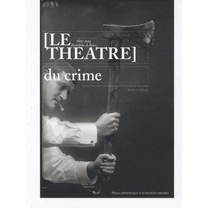 LIVRE DROIT PÉNAL Le théâtre du crime