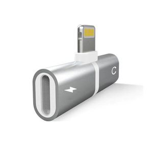 CASQUE - ÉCOUTEURS Mini Adaptateur Lightning-Jack pour IPHONE SE 2020