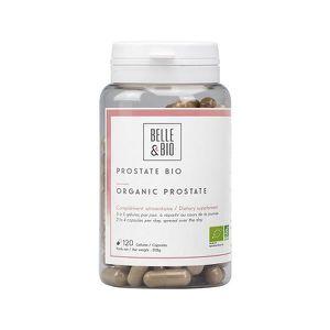 CONFORT URINAIRE Belle et Bio - Prostate bio - 120 gélules