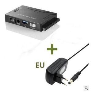 CÂBLE E-SATA USB 3.0 vers SATA-IDE Câble Adaptateur 5Gbps pour