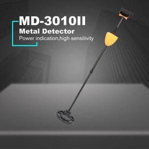 DÉTECTEUR DE MATÉRIAUX Détecteur de métaux MD-3010II Scanner souterrain d