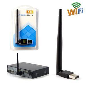 AMPLIFICATEUR HIFI Ralink 5370 150Mbps USB Lan WiFi Dongle pour Satel