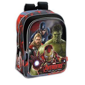 hulk Merveille VENGEURS toile trousse école ou bureau iron man
