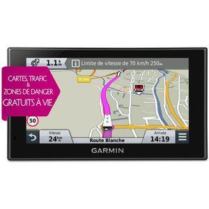 GPS AUTO GPS Garmin Camper 660LMT CAMPING CAR - 6 POUCES -