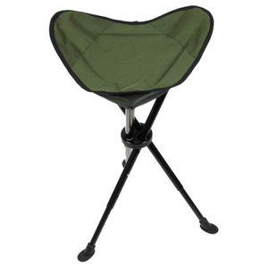 Trépied tabouret /'walkstool Comfort/' hauteur d/'assise 75cm sac de rangement en aluminium pliante tabouret