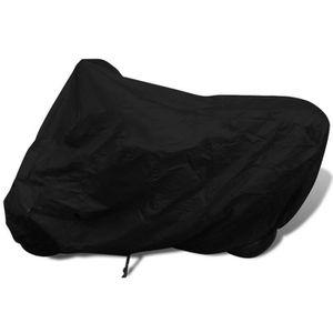 HOUSSE DE CASQUE Housse de protection moto d'exterieur noir