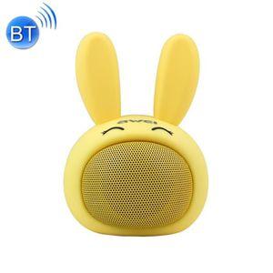 ENCEINTE NOMADE Mini enceinte Bluetooth jauneY700 Mini Portable La