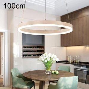 LUSTRE ET SUSPENSION Lampe Suspendue Luminaire Salon Anneau Minimaliste