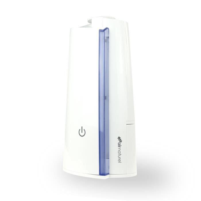 HUMINI: Humidificateur d'air ultrasonique 308x158x100 Blanc