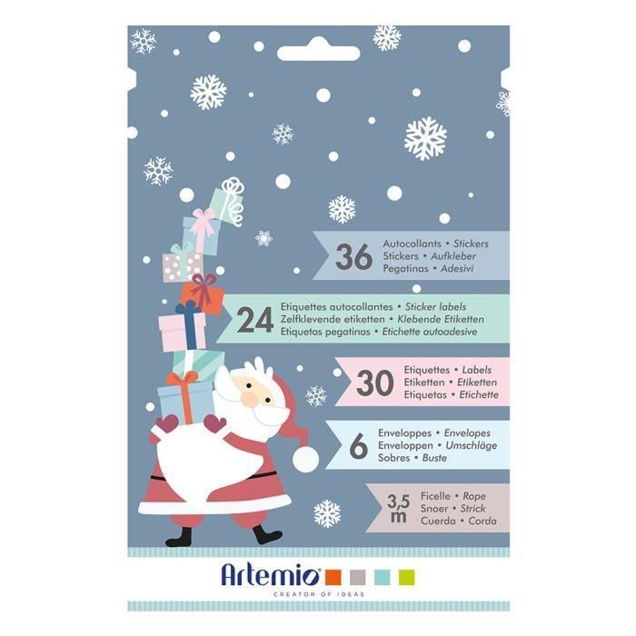 Set cadeaux 'My Little Xmas' d'Artemio