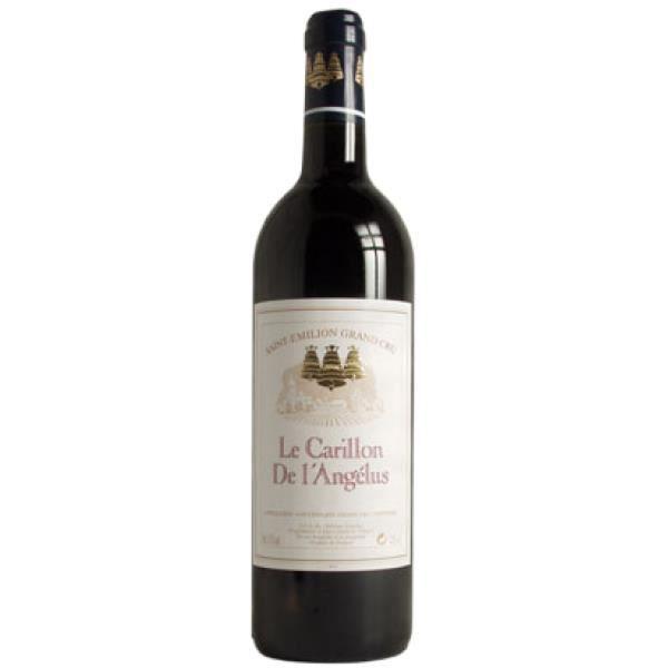 Château CARILLON DE L'ANGELUS - 2017 - SAINT EMILION GRAND CRU - 750 ml