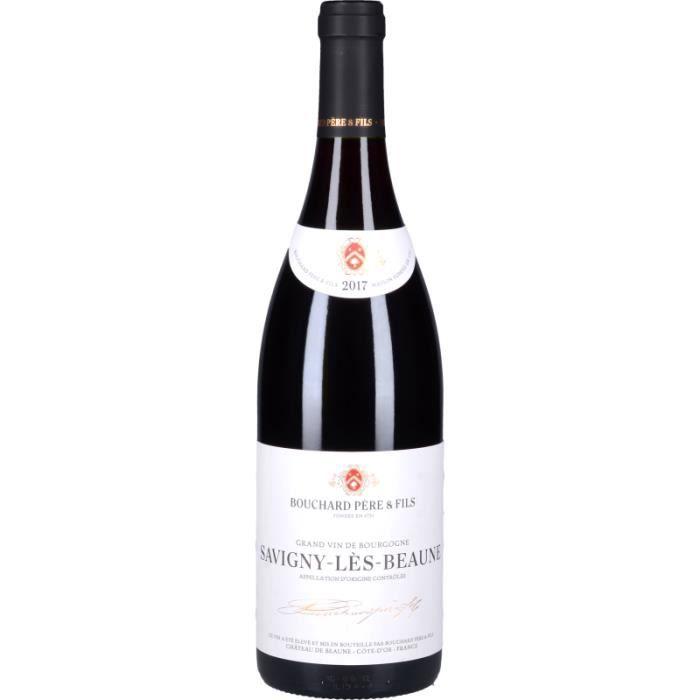 Vin Rouge - Savigny-Les-Beaune 2017 - Bouteille 75cl