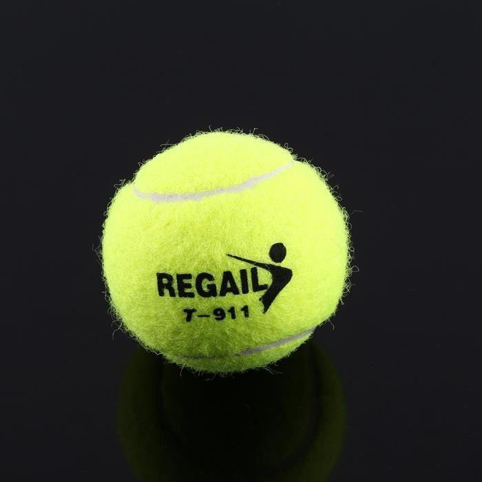 EBTOOLS balle d'entraînement de tennis REGAIL Training Tennis Ball Tennis Trainer avec corde en caoutchouc à haute élasticité