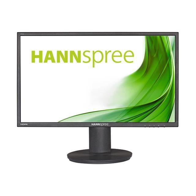 HANNS.G HP Series HP247HJV Écran LED 23.6- 1920 x 1080 Full HD (1080p) 250 cd-m² 1000:1 8 ms HDMI, DVI-D, VGA haut-parleurs…