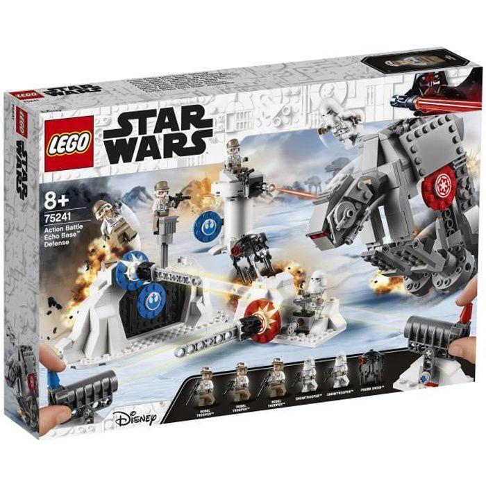 LEGO Star Wars™ 75241 Action Battle La défense de la base Echo™