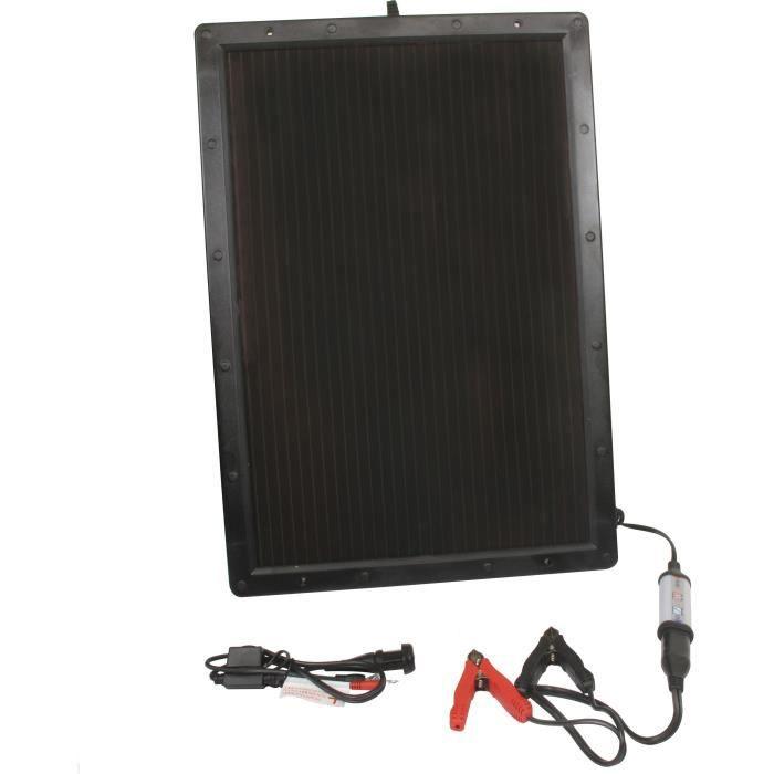 Chargeur de Batterie solaire Tecmate OPTIMATE SOLAR + panneau 6W