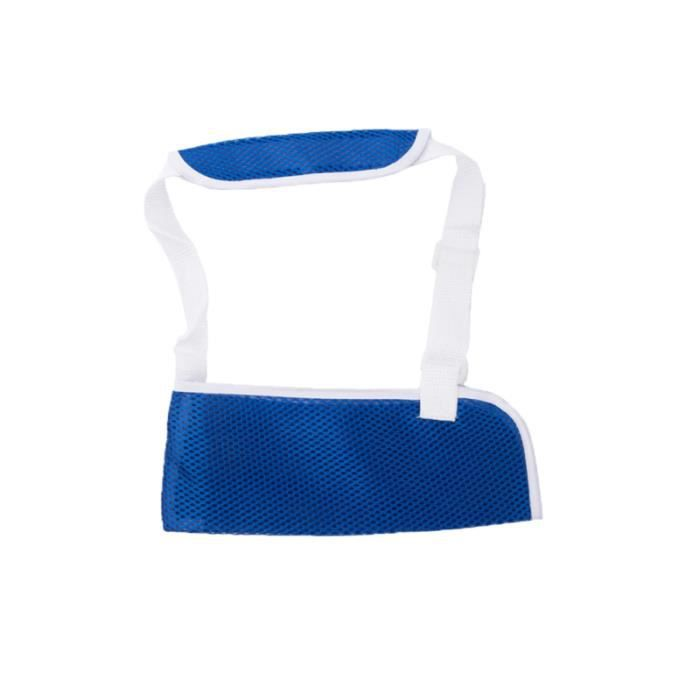 1 pièces bretelle de bras léger médical respirant attelle de soutien avant-bras fonctionnel pour les filles