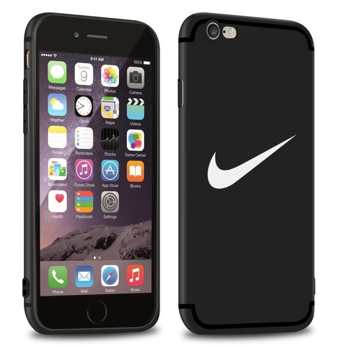iphone 6 coque nike silicone