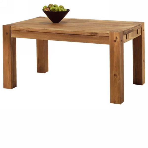 Table de salle manger 39 lodge casita 39 150cm achat - Achat table a manger ...