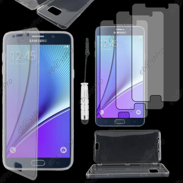 coque galaxy note 5 samsung stylet