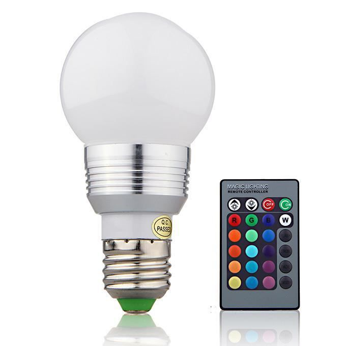 e27 5w rgb led ampoule avec ir t l commande achat vente ampoule led e27 5w rgb led ampoule. Black Bedroom Furniture Sets. Home Design Ideas